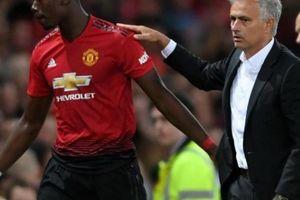 SỐC: Pogba công khai ủng hộ M.U 'trảm' Mourinho