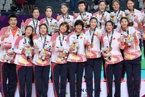 Tỷ phú Jack Ma tặng quà 'độc' cho ĐT bóng chuyền nữ Trung Quốc