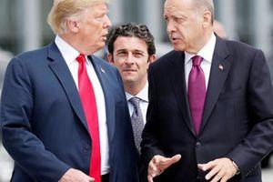 Mỹ - Thổ Nhĩ Kỳ: Cứng rắn một cách vụng về