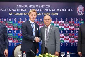 Keisuke Honda và sứ mệnh thay đổi diện mạo bóng đá Campuchia