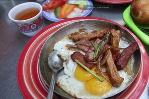 'Đọ' bữa sáng Việt Nam với các nước trên thế giới
