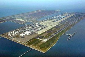 Kiến trúc độc lạ của sân bay Nhật bị ngập trong bão Jebi