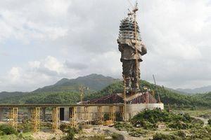 Ấn Độ sắp sở hữu 2 tượng đài cao nhất thế giới trị giá gần 1 tỷ USD