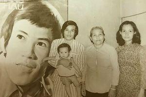 Cầu nguyện cho chồng, vợ NSƯT Giang Châu xuống tóc quy y
