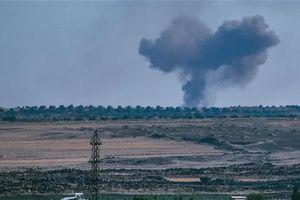 Israel dội tên lửa về phía tây, phòng không Syria bất lực đứng nhìn