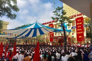 Chùm ảnh: Tưng bừng Lễ khai giảng năm học 2018 - 2019