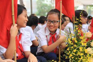 Hơn 23 triệu học sinh cả nước dự lễ khai giảng năm học mới