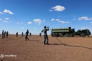 Quân đội Trung Quốc tiết lộ việc triển khai S-300