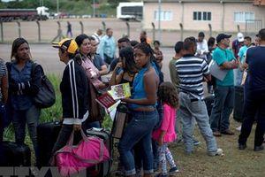 Venezuela tố cáo âm mưu gây bất ổn thông qua vấn đề người di cư