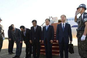 Thư của Tổng thống Hàn Quốc Moon Jae-in đã tới tay ông Kim Jong-un