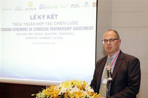 Thúc đẩy quan hệ đối tác thương mại trong lĩnh vực chăn nuôi giữa Việt Nam và Đan Mạch