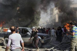 Syria: Mỹ sẵn sàng dùng 'lá bài vũ khí hóa học' để 'cứu' Idlib bằng mọi giá?