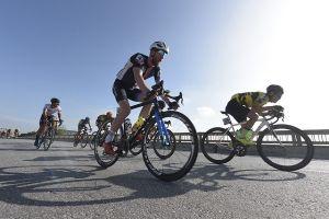 Giải xe đạp VTV Cup Tôn Hoa Sen 2018: Áo vàng trở về tay David Van Eerd