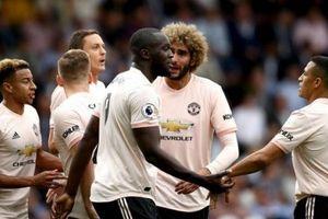 NÓNG: Mourinho hứng chịu cú sốc lực lượng từ tuyển Bỉ