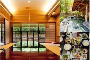 Khám phá khách sạn 1.300 tuổi lâu đời bậc nhất nước Nhật