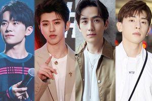 BXH ngôi sao trên Weibo 05/09: Thái Từ Khôn - Chu Nhất Long vẫn dẫn đầu, vượt Đặng Luân và Dịch Dương Thiên Tỉ