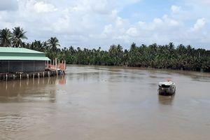 Bến Tre: Tổ chức theo dõi chặt chẽ diễn biến mưa lũ