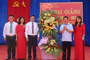 211.000 học sinh Lào Cai náo nức khai giảng năm học mới