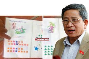 Học sinh 'đọc' ô vuông, tam giác: Giáo sư Nguyễn Minh Thuyết nói gì?