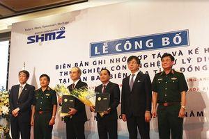 Biên Hòa: Hợp tác thử nghiệm công nghệ xử lý dioxin ở sân bay
