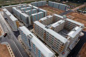 TP. HCM có thể làm 10.000 căn nhà 30m2, giá 200 triệu đồng