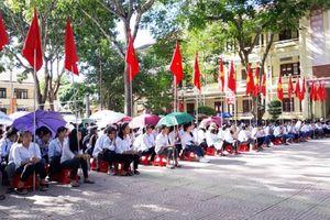 Hơn 21.000 học sinh trên địa bàn huyện Bá Thước đón năm học mới