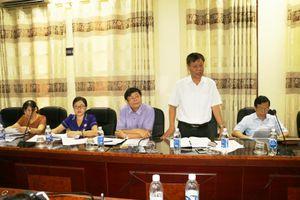 Khảo sát tình hình thực hiện Luật BHYT tại Thanh Hóa