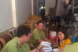Thanh Hóa: QLTT kiểm tra, thu giữ nhiều thiết bị y tế