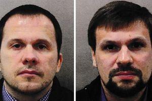 Anh công bố danh tính 2 nghi phạm đầu độc cựu điệp viên Nga