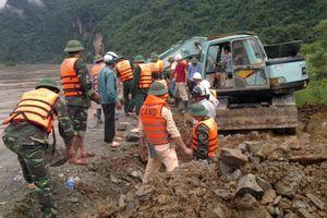 Các huyện miền núi Thanh Hóa 'oằn mình' khắc phục hậu quả mưa lũ