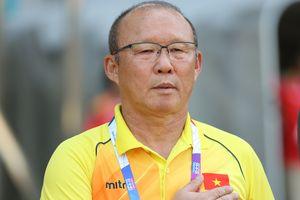 HLV Park Hang Seo muốn gia hạn hợp đồng với VFF