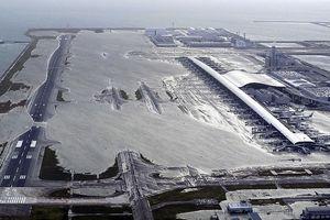Nhật Bản dốc toàn lực khắc phục hậu quả do bão Jebi gây ra