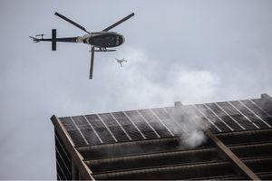 Nam Phi: Cháy lớn tại tòa nhà chính quyền ở Johannesburg, 3 lính cứu hỏa thiệt mạng