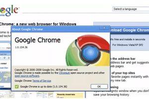 Nhìn lại 10 năm phát triển, Google Chrome đã qua mặt Internet Explorer như thế nào?