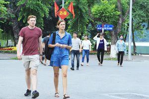 Việt Nam cán mốc 10 triệu lượt khách quốc tế trong 8 tháng năm 2018