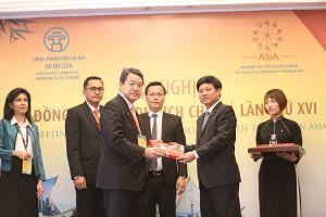 Khai mạc Hội nghị Hội đồng xúc tiến du lịch châu Á lần thứ 16