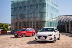 Hyundai i30 2019 nâng cấp thiết kế và thêm động cơ diesel