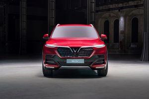 Vinfast công bố hình ảnh ngoại thất 2 mẫu xe đầu tiên