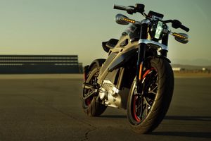 Project LiveWire - kỷ nguyên xe điện mới của Harley-Davidson