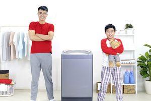 3 bí quyết đánh tan nỗi lo giặt đồ mùa mưa