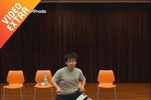 Anh chàng nhảy cover cho bài tập tiếng mèo kêu