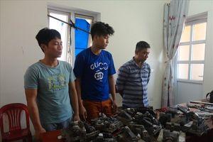 Hà Tĩnh: Phá nhanh vụ trộm cắp hộp đen xe container liên tỉnh