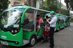 TPHCM tính đưa hơn 200 xe buýt mini vào hẻm đón khách