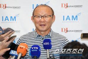 HLV Park Hang-seo: 'Đóng góp của tôi chỉ là dấu chân nhỏ với bóng đá Việt Nam'