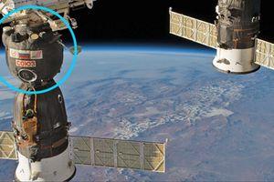 Bất ngờ lý do trạm Không gian ISS bị rò rỉ khí