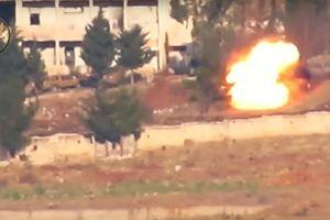 Chưa kịp tác chiến, vũ khí khủng SAA bị hủy tại Hama