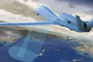 Tiết lộ máy bay siêu hiện đại Mỹ bị rơi