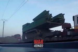 Cánh tay thép xuất hiện tại Idlib khi phiến quân phá cầu