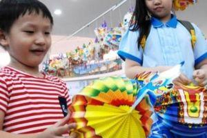 Sắp trung thu, lồng đèn nội địa dần thay thế hàng Trung Quốc