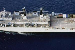 Tàu chiến Anh đi gần Hoàng Sa, Trung Quốc điều tàu 'dằn mặt'